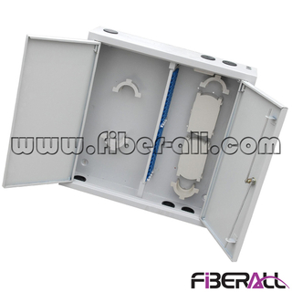 FA-FDWIM48G 48 Fibers Indoor Wall Mounted Fiber Distribution Box for SC/LC/ST/FC Adapter
