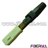 FA-FXFCSPM1, Pre-embedded SC/PC Field Installation Fast Connector for Fiber Optical FTTH Drop Cable