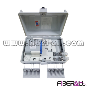 FA-PLCD1×16SP,Outdoor FDB Box for 1x16 LGX Type Fiber Optic PLC Splitter with SC Input and Output Connector
