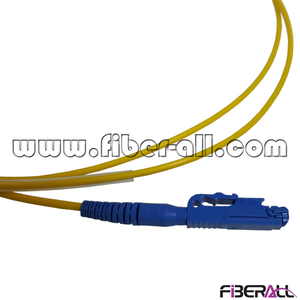 FAPC-XPLPS1 LC - LX.5 Fiber Optic Patch Cord with Simplex SMF and Ceramic Ferrule