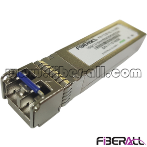 FA-TCS10L15-80D Single Mode 10Gbps SFP+-ZR Optical Fiber Transceiver Dual Fiber LC 1510nm 80km