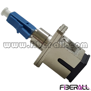 FA-OA-SPFLPM, Hybrid Optical Fiber Attenuator SC/PC Female To LC/PC Male 1~25dB