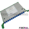 FA-FDR2UM24G 24 Fibers 2U ODF Unit Optical Distribution Frame for SC/LC/ST/FC Adapter