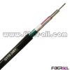 FA-OC-GYTS24, 24 Fibers GYTS Outdoor Armored Fiber Optical Cable for Duct