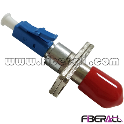FA-AD-LPMTPF,Hybrid Conversion Fiber Adapter LC/PC Male To ST/PC Female with Ferrule