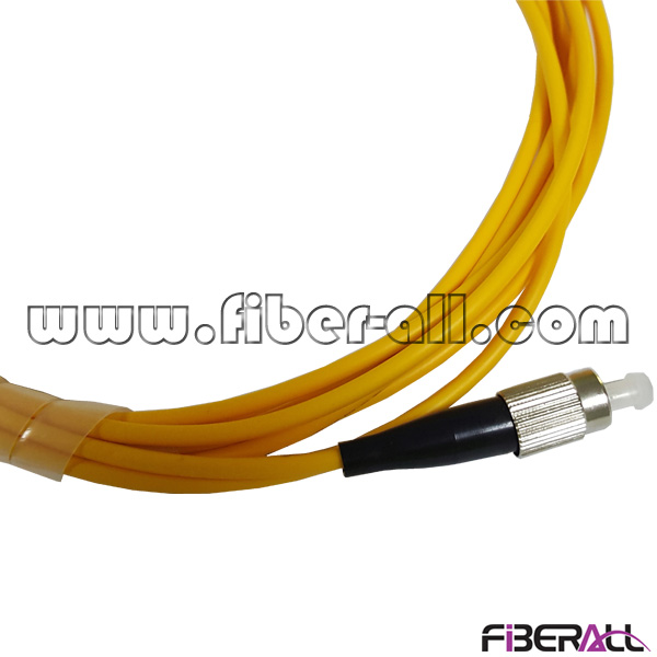 FAPC-SPFPS1 SC/PC-FC/PC SM Simplex Fiber Optic Jumper, Optical Patch Cord with FC Short Boot