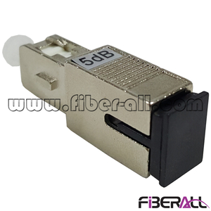 FA-OA-SPFSPM, Adapter Type SC/PC Female To SC/PC Male Optical Fiber Attenuator 1~30dB