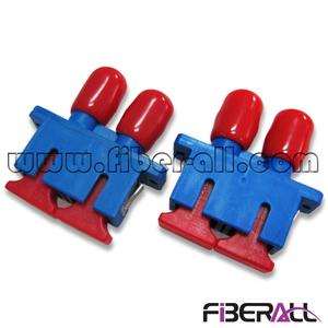 FA-AD-SP2TP-P SC-ST Duplex Hybrid Fiber Optic Adapter Plastic