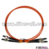 FAPC-APAPM2 Duplex SMA905 to SMA 905 Optical Fiber Patch Cord MM OM1 62.5/125μm