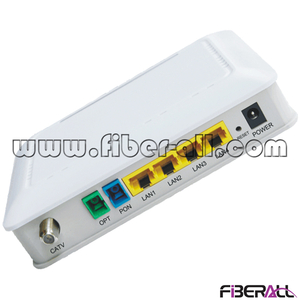 FA-EONU8004WFD Dual Fiber Optical Network Unit EPON ONU 1PON+4GE+WIFI+CATV