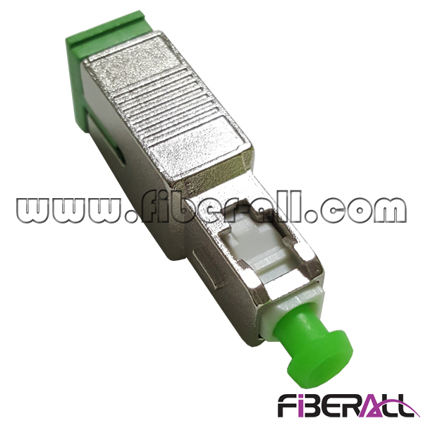 FA-AD-SAMSAF, Conversion Type Fiber Optic Adapter SC/APC Male to SC/APC Female