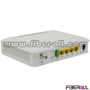 FA-EONU8004ZF EPON ONU Optical Network Unit 1PON+4GE+CATV