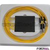 FA-PLCA1×8FP, ABS Module Type1x8 Fiber Optic PLC Splitter with FC Connector for GPON EPON BPON