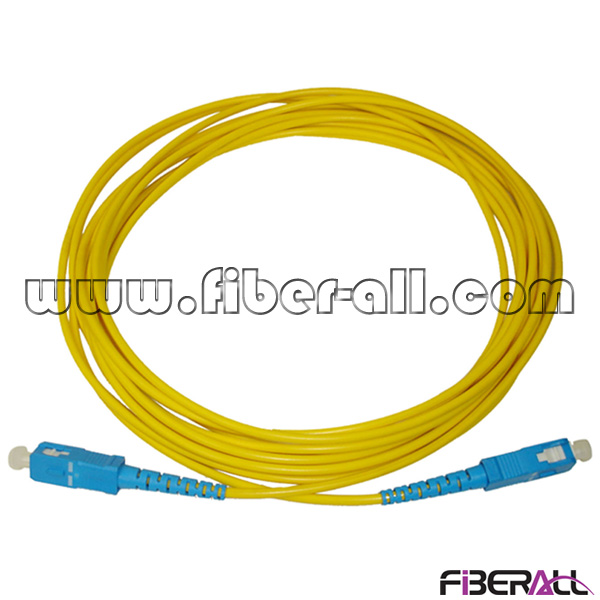 FAPC-SPSPS1 SM Simplex High Quality SC Fiber Optic Patch Cord from Shenzhen