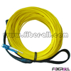 FAPC-LPLPS2P Duplex LC Optical Fiber Patch Cord with Pulling Eye