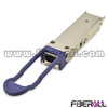 FA-TCQ40M13-10, 4x10GBase-LR PSM QSFP Fiber Optical Transceiver 1310nm MPO