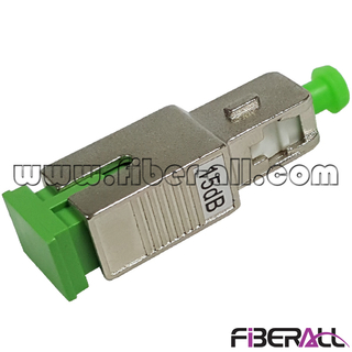 FA-OA-SAFSAM,SC/APC Male To SC/APC Female Fiber Optical Attenuator 1~30dB