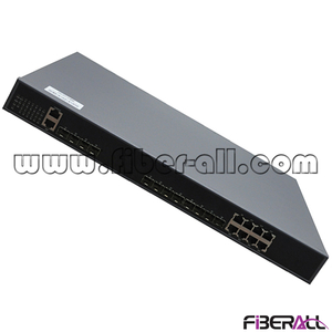 FA-GOLT8604 High-Performance Rack/Chassis GPON OLT Optical Line Terminal with 4 PON PORTS